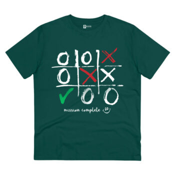 Zero Cross game mission Complete Printed funny tshirt